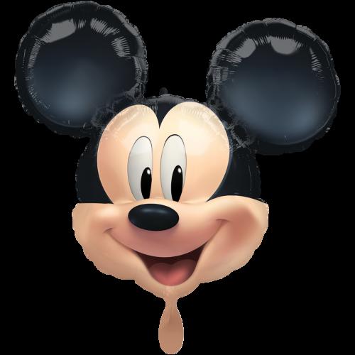 Ballon XXL Mickey Maus inkl. Helium
