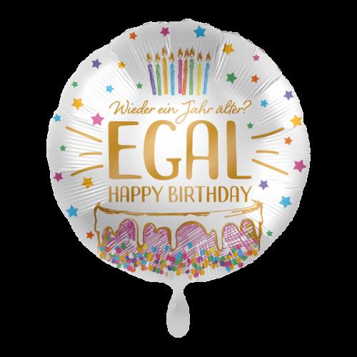 Ballon Wieder ein Jahr älter? EGAL inkl. Helium
