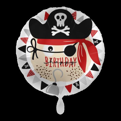 Ballon Peaky Pirate inkl. Helium