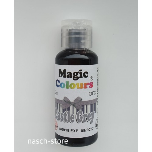 Magic Colours Pro Gel - Castle Grey 32g