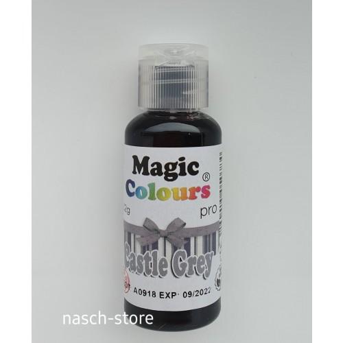 Magic Colours Pro Gel - Castle Grey 32g