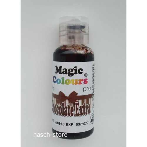 Magic Colours Pro Gel - Chocolate Extra 32g