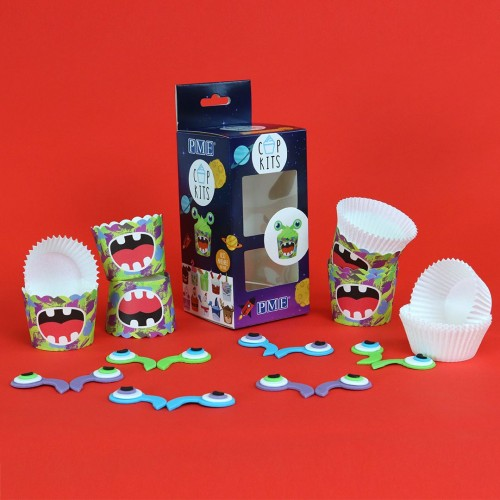PME Cupcake Set Alien