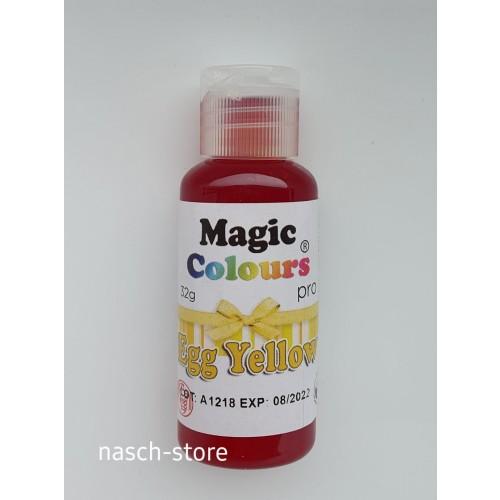 Magic Colours Pro Gel - Egg Yellow 32g