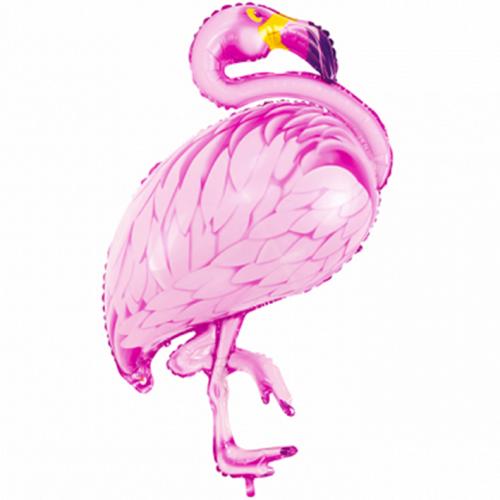 Ballon XXL Flamingo inkl. Helium