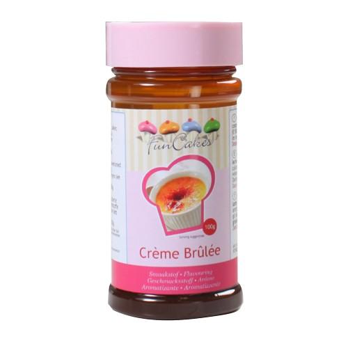 FunCakes Aromastoff - Crème Brûlée 100g