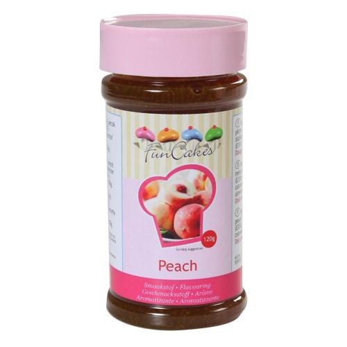 FunCakes Aromastoff - Pfirsich 120g