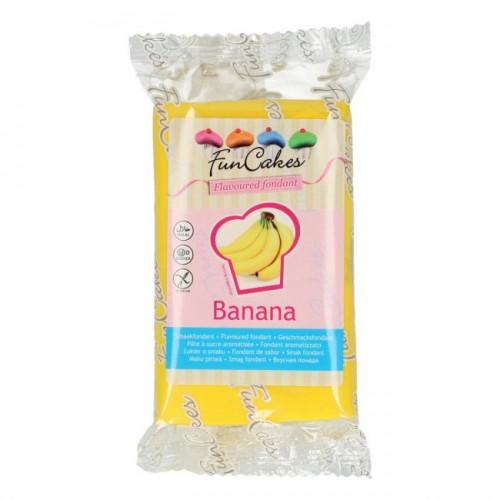 FunCakes Rollfondant - Banane 250g