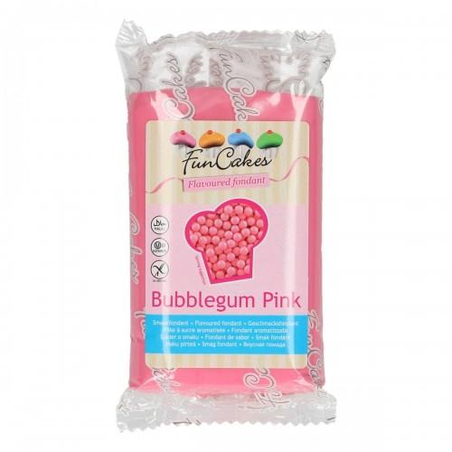 FunCakes Rollfondant - Bubblegum Pink 250g