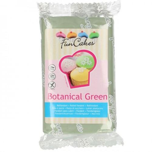 FunCakes Rollfondant - Botanical Green 250g