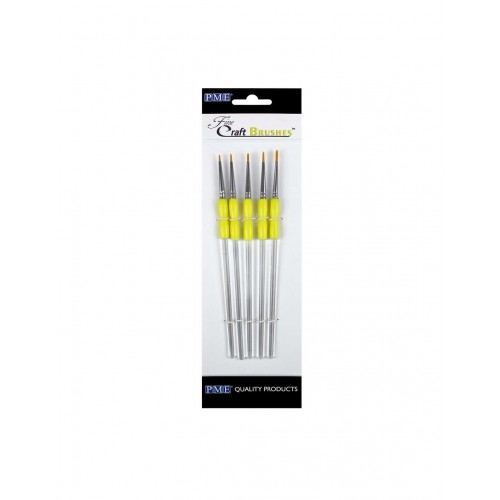 PME Fine Craft Brushes