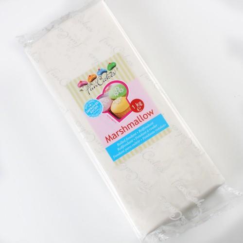 FunCakes Rollfondant - Marshmallow White 1kg