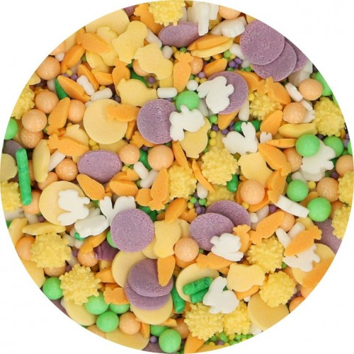 FunCakes Sprinkle Medley Happy Easter 65g