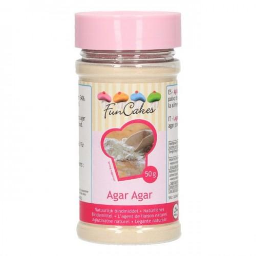 FunCakes Agar Agar -50 g-