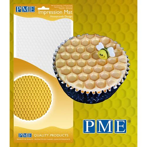 PME Prägematte Honeycomb