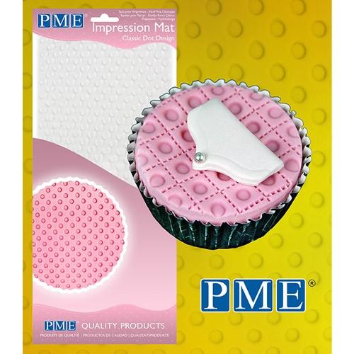 PME Prägematte Classic Dot