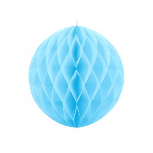 Wabenball - Ø 20cm - Hellblau