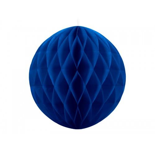 Wabenball - Ø 30cm - Blau