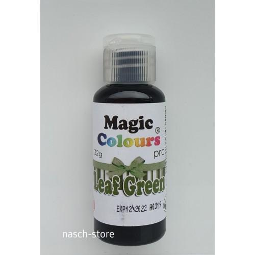 Magic Colours Pro Gel - Leaf Green 32g