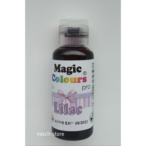 Magic Colours Pro Gel - Lilac 32g