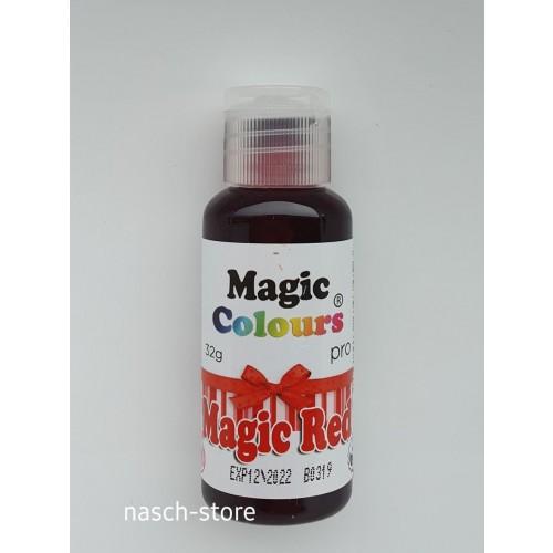 Magic Colours Pro Gel - Magic Red 32g