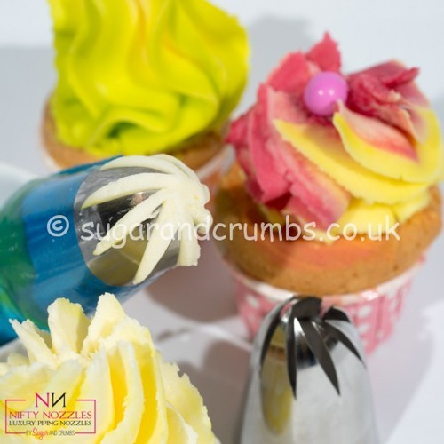 Sugar and Crumbs Nifty Nozzle -Mrs Whippy