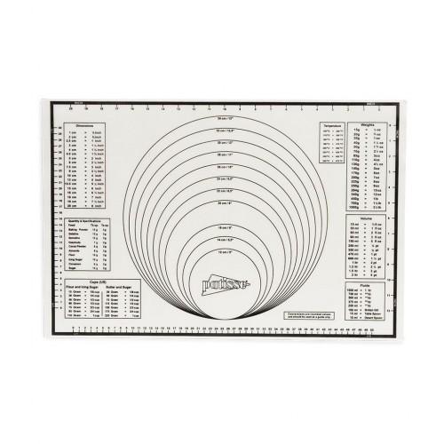 Patisse Silikon Backmatte 60 x 40 cm