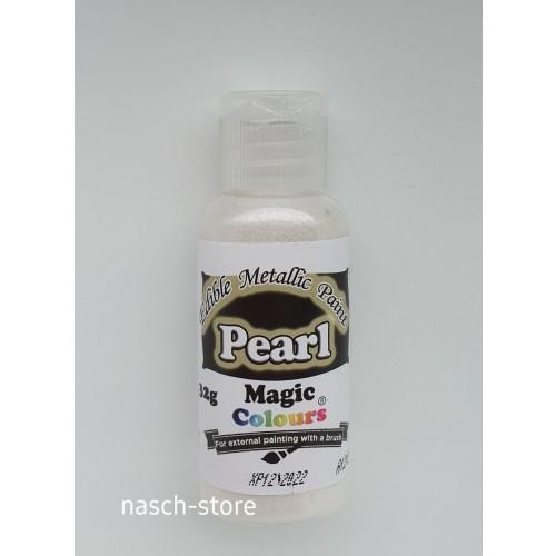 Magic Colours Metallic Paints - Pearl 32g