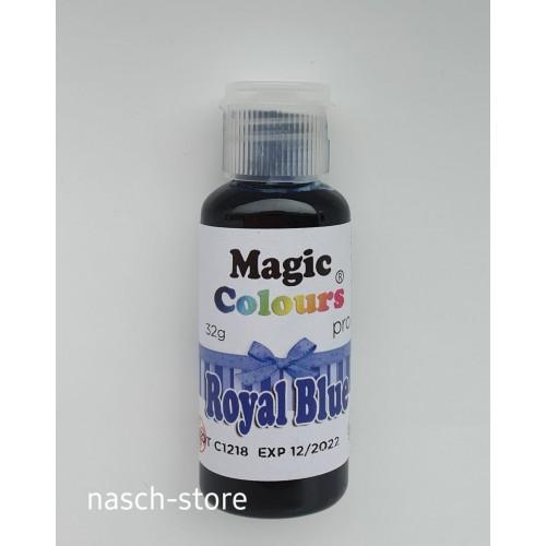 Magic Colours Pro Gel - Royal Blue 32g