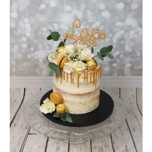 08.11.20 Semi Naked Cake