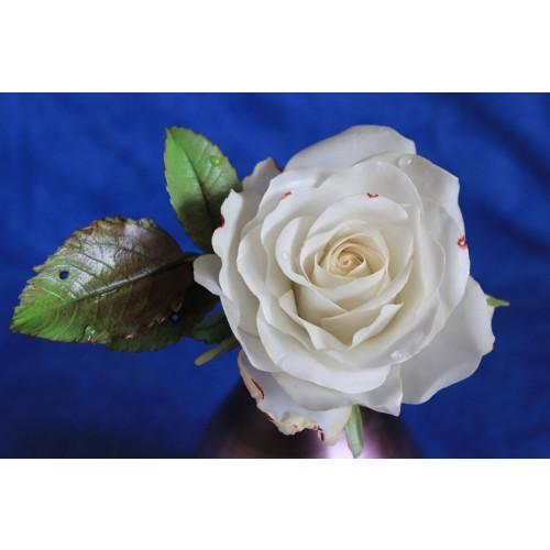 """14.11.2020 Zuckerblumen-Kurs """"Rose"""""""